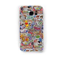 COLLAGE D Samsung Galaxy Case/Skin