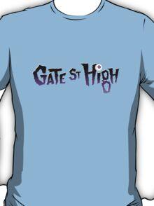 GATE STREET HIGH - Logo T-Shirt