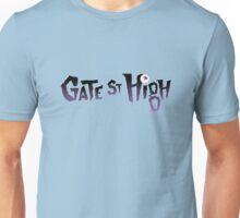 GATE STREET HIGH - Logo Unisex T-Shirt