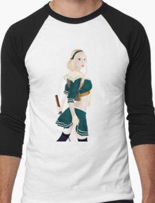 Babydoll (Sucker Punch) Men's Baseball ¾ T-Shirt