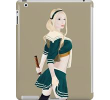 Babydoll (Sucker Punch) iPad Case/Skin