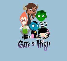 GATE STREET HIGH - The Club! - with Logo Unisex T-Shirt