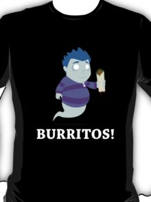 GATE STREET HIGH - Belhunty - Burritos! T-Shirt
