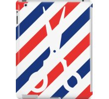 Barber Scissors iPad Case/Skin