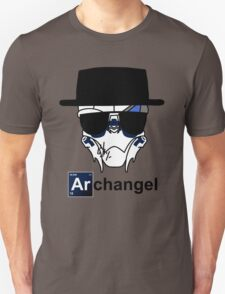 I am the Archangel (with black text) T-Shirt