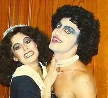 Rocky Horror Picture Show,  Back in the Day!! by heatherfriedman