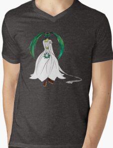 Flower Girl : Muguet (Lily of the valley) Mens V-Neck T-Shirt