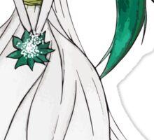 Flower Girl : Muguet (Lily of the valley) Sticker