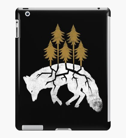 Dying Fox iPad Case/Skin