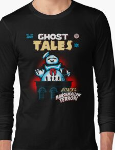 Marshmallow Terror Long Sleeve T-Shirt