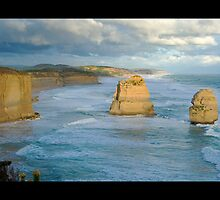 12 Apostles, Port Campbell by Deb Millard