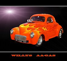 Willys AA Gas by TGrowden