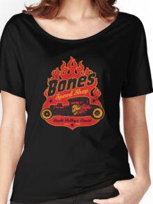 Bones Speed Shop Women's Relaxed Fit T-Shirt