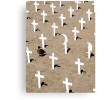 War on Terror Memorial Canvas Print
