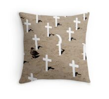 War on Terror Memorial Throw Pillow