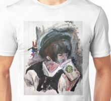 Coffee On The Go Acrylics On Paper Unisex T-Shirt