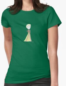 Doctor Who - Carrot Juice?! Womens Fitted T-Shirt