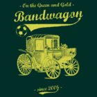 On the Green and Gold Bandwagon - Yellow by stillbeing