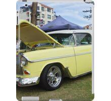 1955 Chevrolet Nomad Wagon iPad Case/Skin