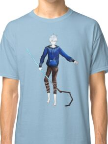 Jack Frost in the air (Rise of the Guardians) Classic T-Shirt