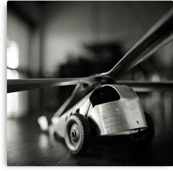 chopper by Tony Kearney