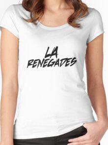 LA Renegades Women's Fitted Scoop T-Shirt