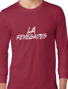 LA Renegades White Long Sleeve T-Shirt