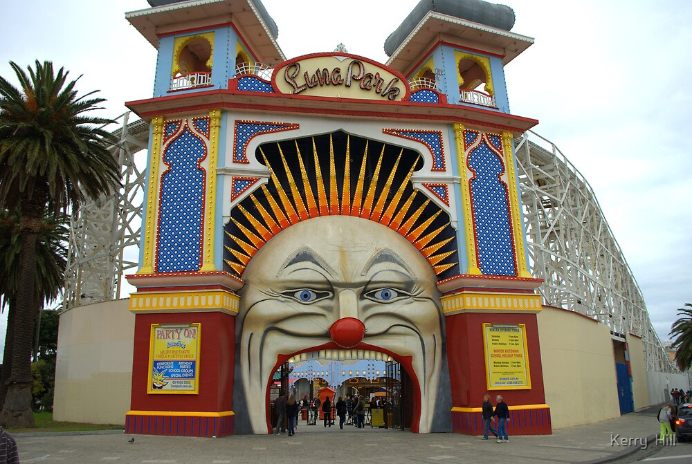 Luna Park by Kerry  Hill
