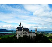 Neuschwanstein  Photographic Print