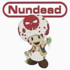 Nundead: Fungus by RPGesus