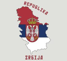 Zammuel's Country Series - Serbia (Republika Srbija V2) by Zammuel