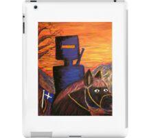 Abstract (Ned Kelly's Fiery Sunset)  EJCairns Australia  Original  iPad Case/Skin