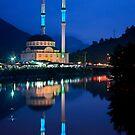 Mosque at Uzungol - Turkey by Hercules Milas