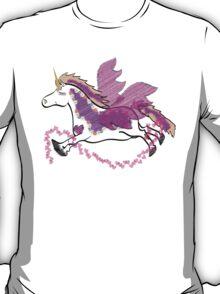 Princess the flying Unicorn  T-Shirt