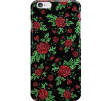 FLORAL B iPhone Case/Skin