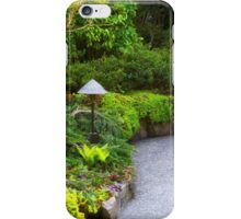 Mystery - Butchart Garden - BC iPhone Case/Skin