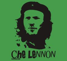 Che Lennon Guevara by scotzine