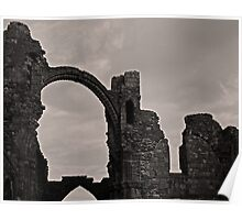 The Priory Ruins Poster