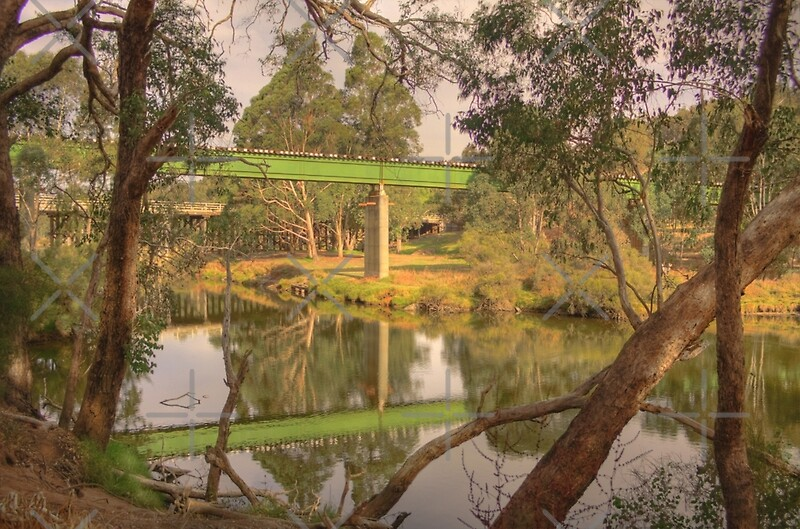 Bridgetown Australia  city photos : ... the Blackwood River, Bridgetown, Western Australia by Elaine Teague