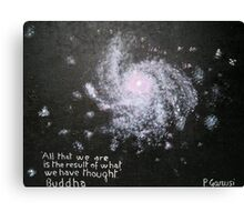 Power of Thought Canvas Print