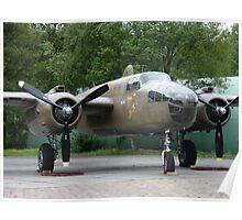 North American B-25  01 Poster