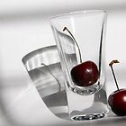 Refracted Cherry by Hege Nolan