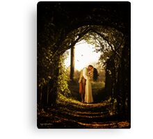The Quiet Things That No One Ever Knows... Canvas Print