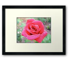 Just for You. Framed Print
