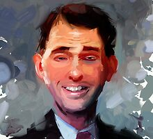 Governor Scott Walker by Michael Jaecks