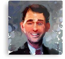 Governor Scott Walker Metal Print