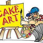 Cake Art by Ken Tregoning
