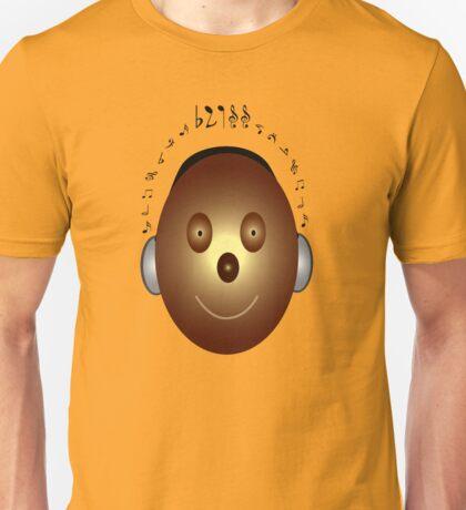 Music is bliss Unisex T-Shirt