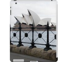 Lining-up for the Opera House iPad Case/Skin