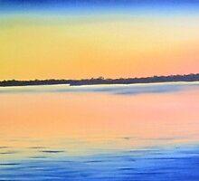 Cullulleraine Sunset by ArtisticIntent